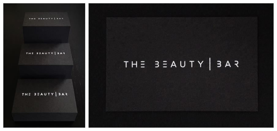 Logo Design - The Beautybar - allie