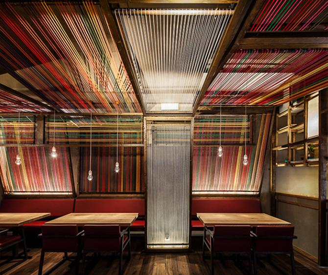 Pakta restaurant   el equipo creativo   interior design studio ...
